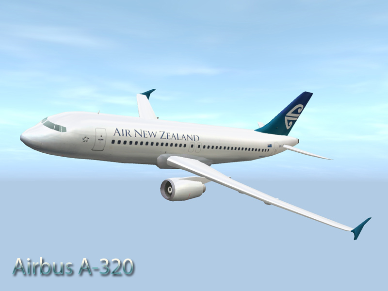 Airbus A320 and A319