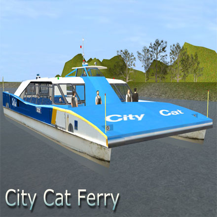 City Cat Ferries – Project Overview