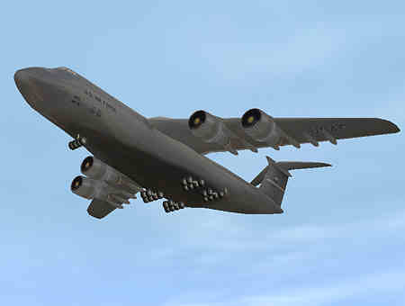 Lockheed C5A Galaxy