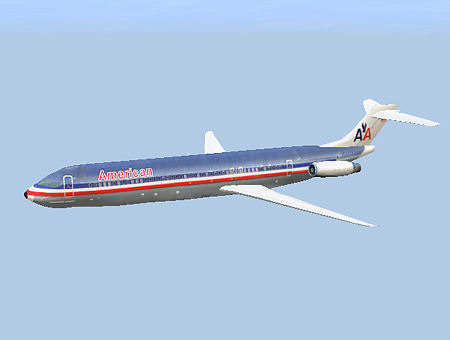 McDonnell Douglas MD82 Airliners