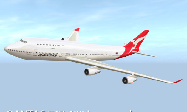 Boeing 747-400, 100 and 200