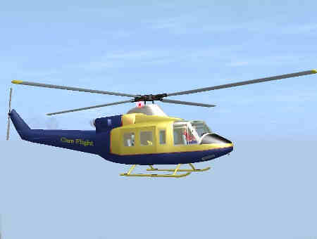 Bell Eurocopter Careflight