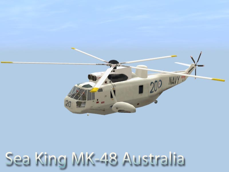 Sea King Mk-48