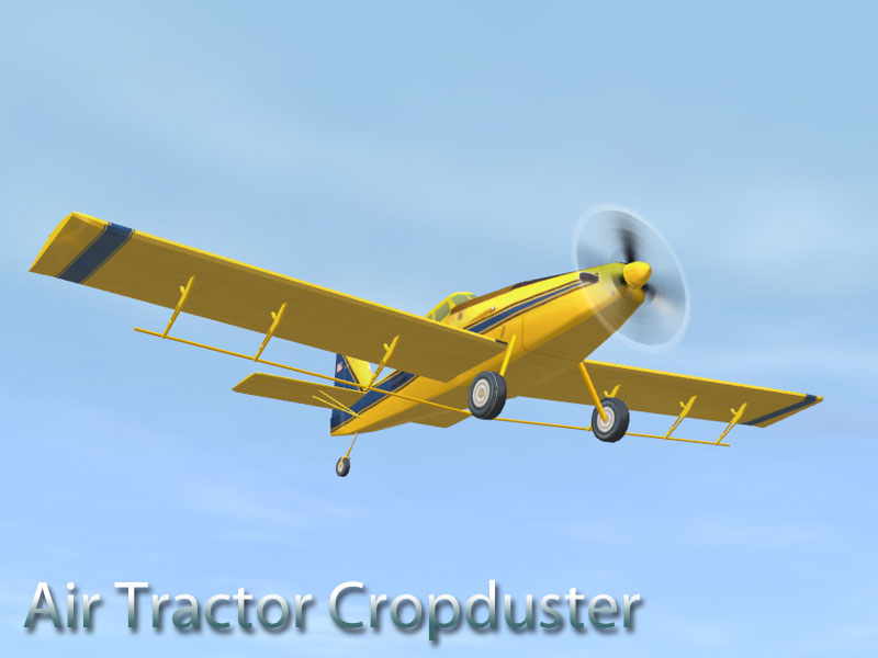 Air Tractor AT802 Cropduster
