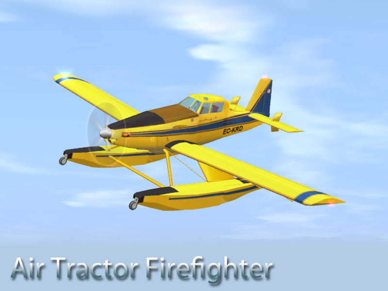 Air Tractor AT802F Firefighter