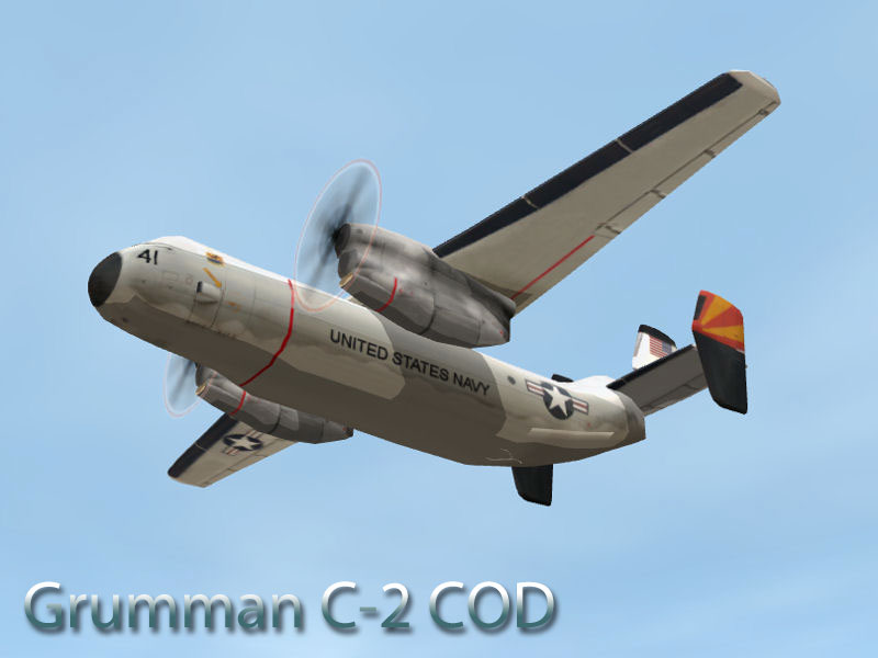 Grumman C-2 Greyhound