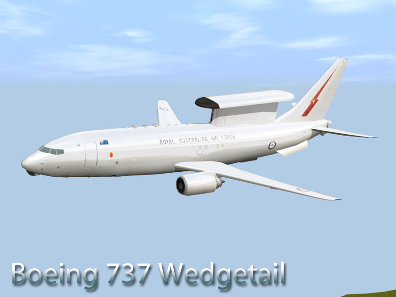 Boeing 737 Wedgetail