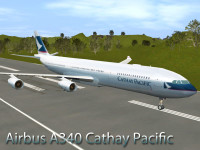airbus340cathay
