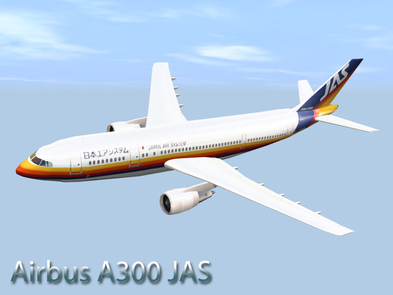 Airbus A300 JAS