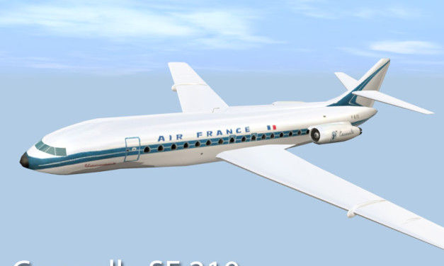 Sud Aviation Caravelle SE 210