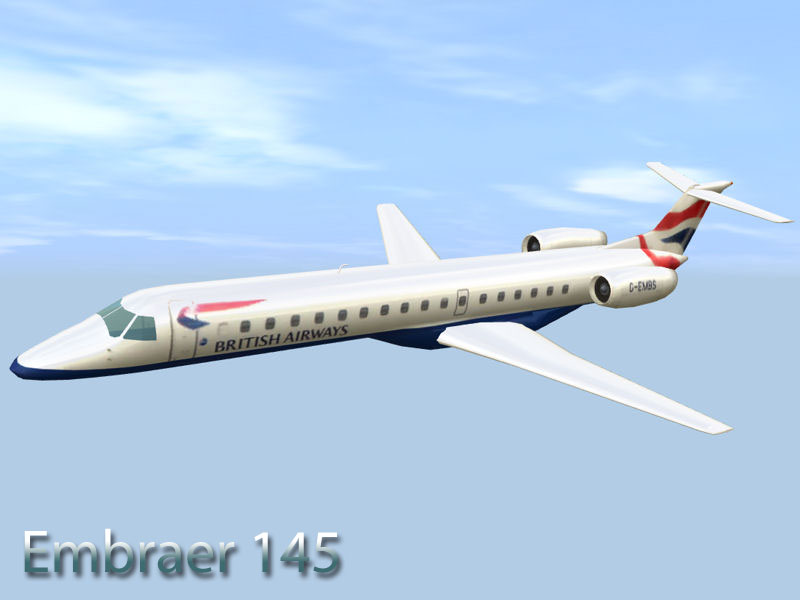 Embraer 145 and 135