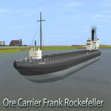 Whaleback Ore Carriers