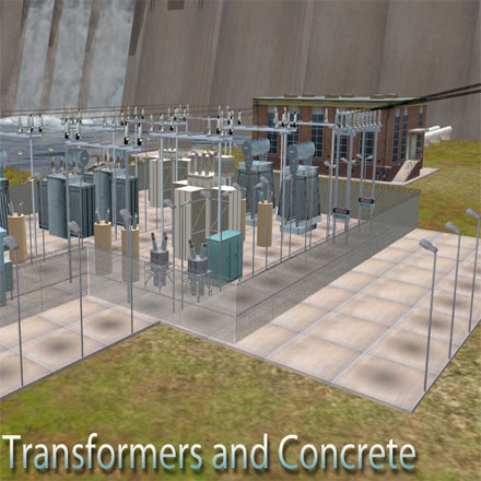 Power Substation and Transformers