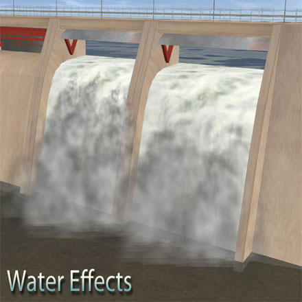 Dam Water Effects